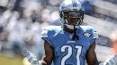 Lions RB Ameer Abdullah frustrated with light workload in Detroit