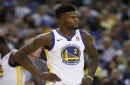 NBA playoffs: Jordan Bell considered sitting out rest of season to heal injuries