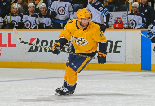 Mike Fisher announces NHL retirement again