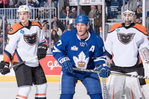 Marlies to play Phantoms in Eastern Conference Final