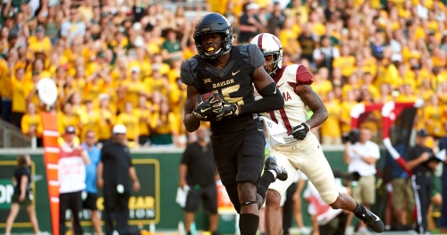 Baylor football leads Power 5 in increased attendance by percentage since 2003