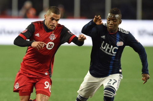 Rate the Reds: Toronto FC 2-3 New England Revolution