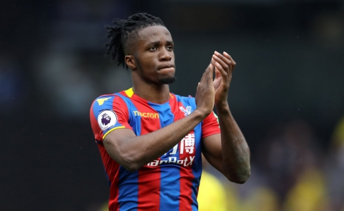 Manchester City closing in on £50m transfer deal for Crystal Palace winger Wilfried Zaha