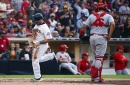 Cardinals fall to Padres in 13th in battle of bullpens