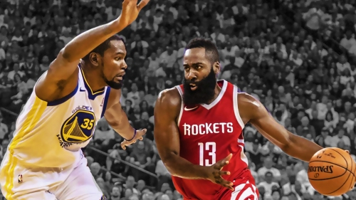 Kevin Durant, James Harden recount competitive practices from OKC days