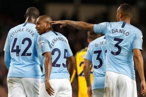 How Man City should line up vs Southampton