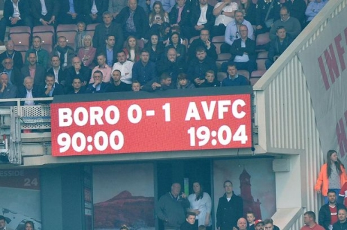 How Aston Villa stopped Middlesbrough - and why it wasn't a shock