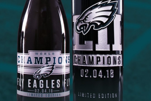 The Linc - The Eagles made Super Bowl victory wine