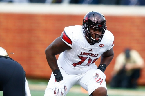 Redskins Fans, Meet Your New Swing-Tackle - Geron Christian
