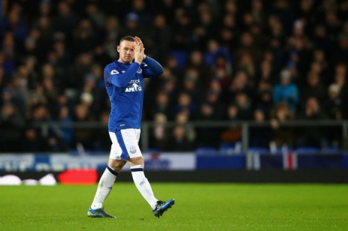 Wayne Rooney is an 'innocent victim' and should stay at Everton FC