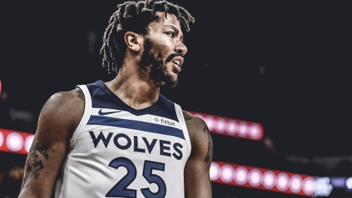 Timberwolves would like to retain Derrick Rose