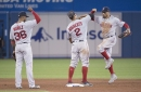 Red Sox at Blue Jays lineup: Looking for one more up north