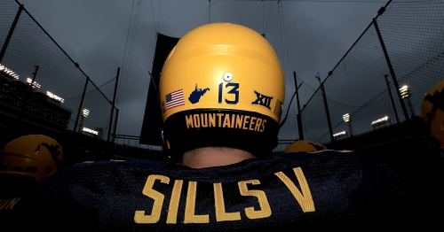 Dallas Morning News projects West Virginia's David Sills to be Big 12's top WR in 2018