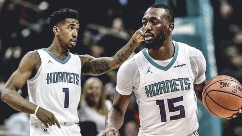 Hornets coach James Borrego sees Malik Monk doing well alongside Kemba Walker