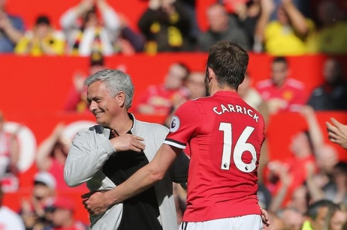 Jose Mourinho admits Manchester United player Michael Carrick could aid transfer plans