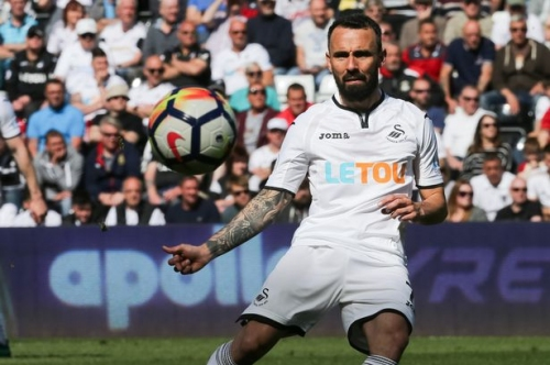 The player ratings from Swansea City's final Premier League game against Stoke City
