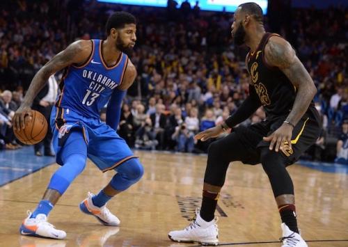 NBA Free Agent Rumors: 76ers Will Target LeBron James, Paul George And Kawhi Leonard