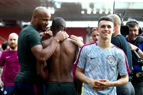 Man City fans loved seeing Phil Foden make Premier League history