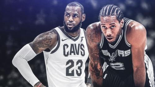 76ers want to sign LeBron James, trade for Kawhi Leonard