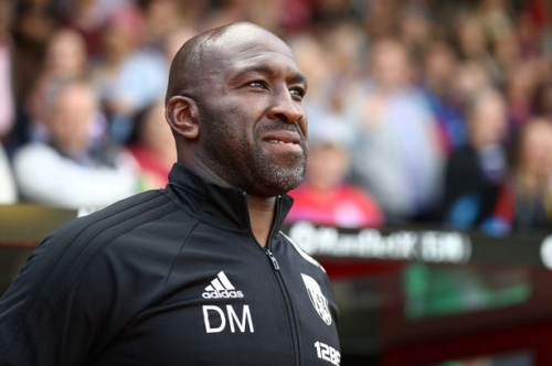 Darren Moore has issued this plea despite West Brom bottoming out on the final day