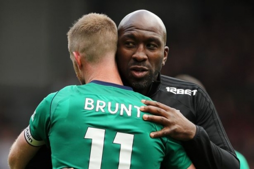 An open goal for the board as Darren Moore has another fan - West Brom talking points