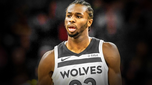 'Lack of interest' in Andrew Wiggins may keep him with Timberwolves