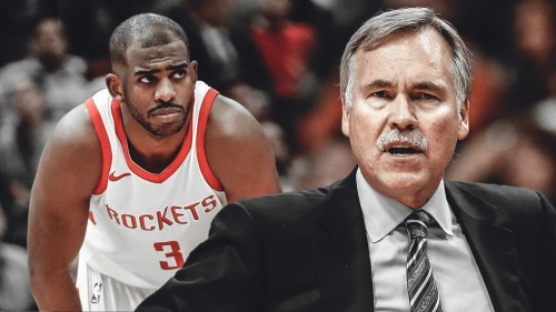 Mike D'Antoni says Chris Paul is 'big in big moments'