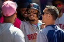 Red Sox 5, Blue Jays 3: Sox end the road trip on a high note