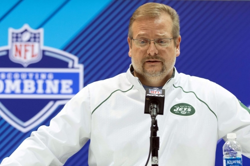 Jets' new college scouting director is Jon Carr