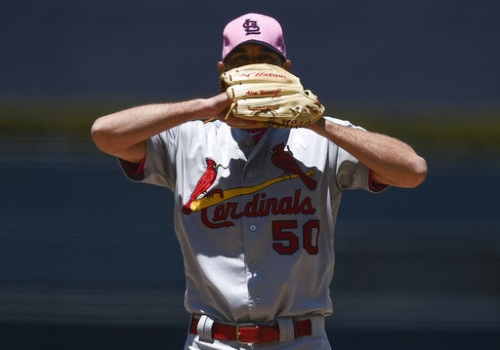 Hochman: Watching Wainwright labor against the Padres was painful