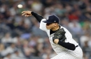 Dellin Betances battles through cut finger in Yankees' win