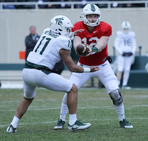 Michigan State football adds Western Kentucky, completes 2021 schedule