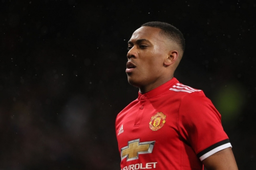 Why Anthony Martial misses Manchester United's clash with Watford