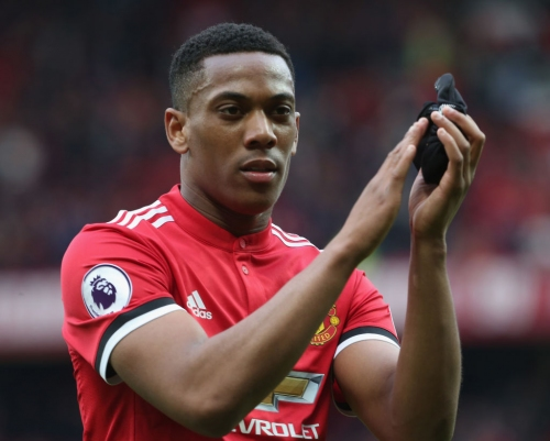 Anthony Martial left out of Manchester United's squad to face Watford amid transfer speculation