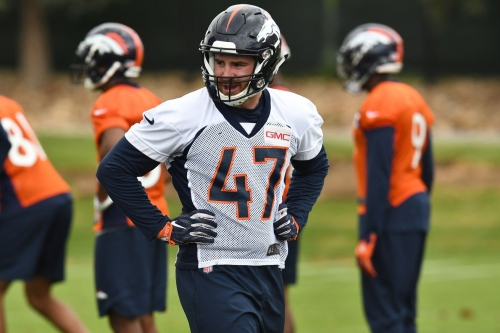 Horse Tracks: Broncos rookie minicamp in the books