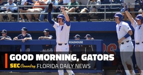 Florida Gators celebrate SEC titles in 4 sports in successful weekend