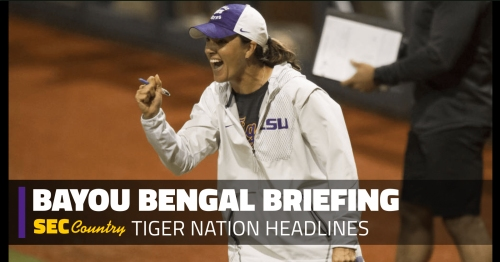 LSU softball earns NCAA Regional hosting bid for fourth straight year