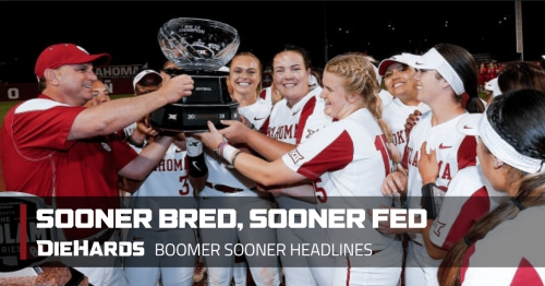 Oklahoma softball ready for title defense; Sooners moving up draft boards