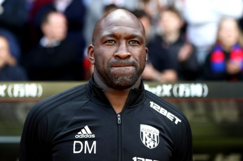 'It's been an honour' Everything that Darren Moore said as West Brom sign off with defeat