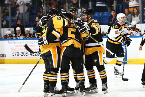 WBS Penguins will face Cleveland Monsters during 2018-19 season