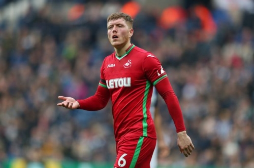 Tottenham, Everton, Arsenal and Liverpool linked with Alfie Mawson as defender is odds ON to leave Swansea City