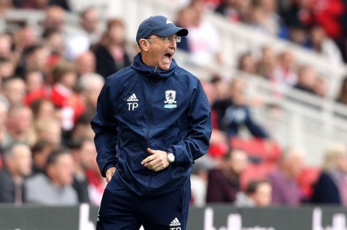 'We could beat them on penalties' - Middlesbrough boss Tony Pulis piles play-off pressure on Aston Villa