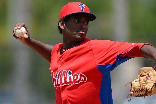 Phillies MLR 5/11 - 5/13/18: Sixto Sanchez strikes out seven