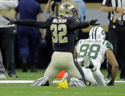 Former Saints safety Kenny Vaccaro visiting Colts: report