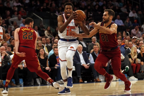 Measuring the Knicks' passing with an improved passing metric