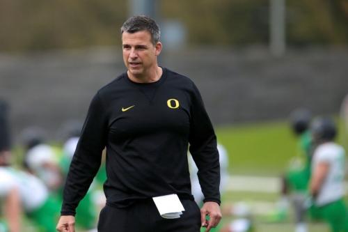 Coaching Quack: Head Coach Mario Cristobal