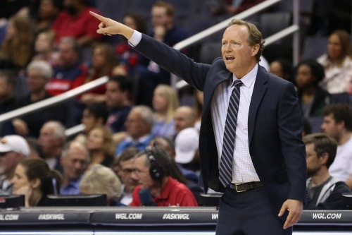 Report: Mike Budenholzer is Focus of Milwaukee Bucks' Search