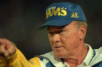 Chuck Knox, who coached LA Rams to three straight NFC championship games, dies at 86