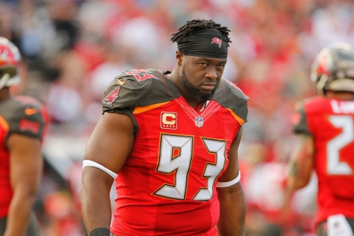 Buccaneers favored in just three games in 2018