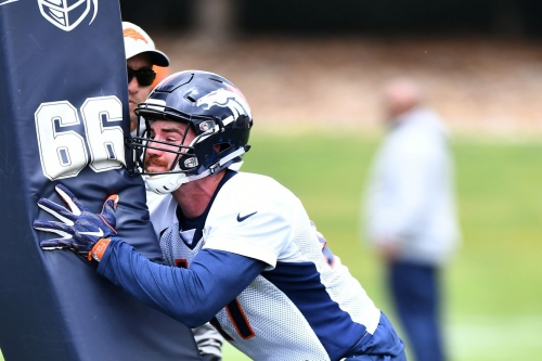 Josey Jewell loves the Denver Broncos team culture